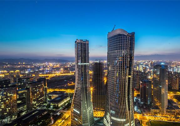 杭州办公楼空置率维持在较低水平,租金不变