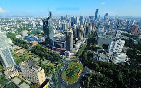 今年两宗商办地块,将刷新南京高度