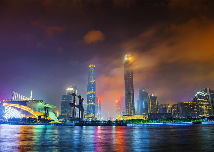 广州写字楼未来猛增,南站商圈形势好