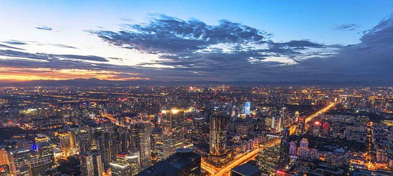 北京年底将开通市郊铁路,和地铁一样方便