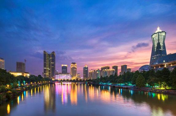 今年杭州商业地产价格明显上涨,成交攀升