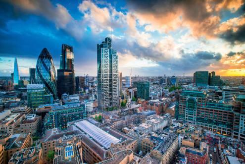 香港富豪12.21亿拍下伦敦写字楼永久产权物业