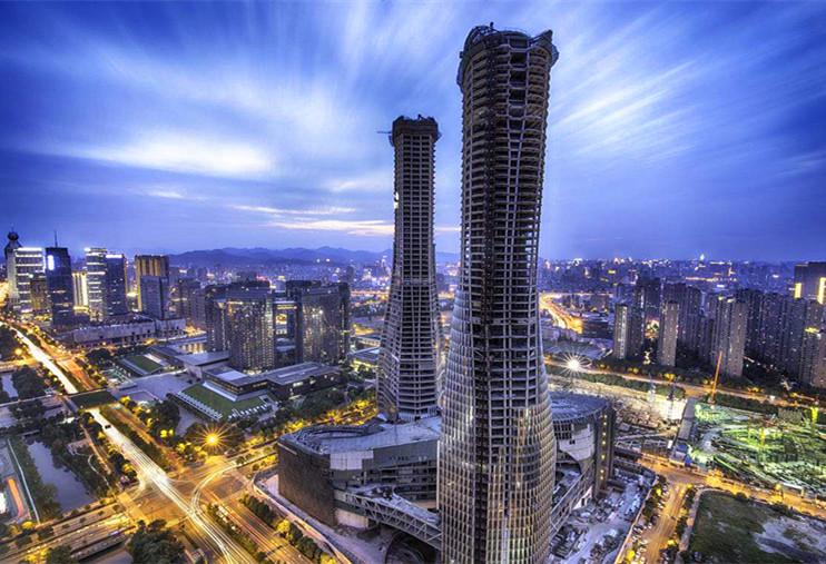 杭州优质写字楼和酒店式公寓租金上涨