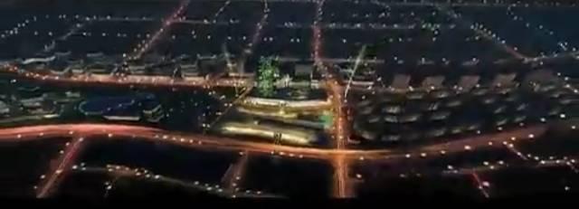 浦东将建全新商务区 未来堪比香港九龙站