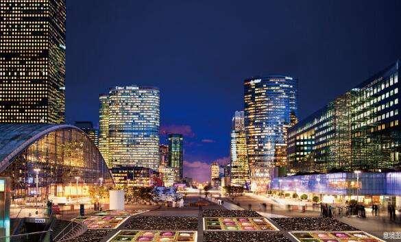 中国一线城市甲级写字楼将出现爆发式增长