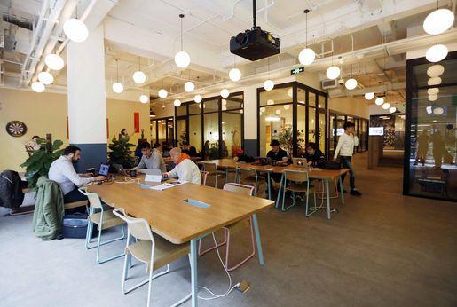 共享办公迎来并购潮,优客工场欲持有楼宇