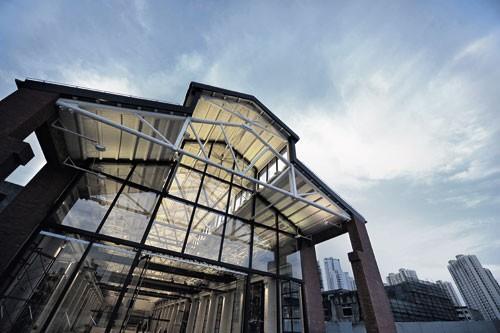 就是要这样做上海创意园区