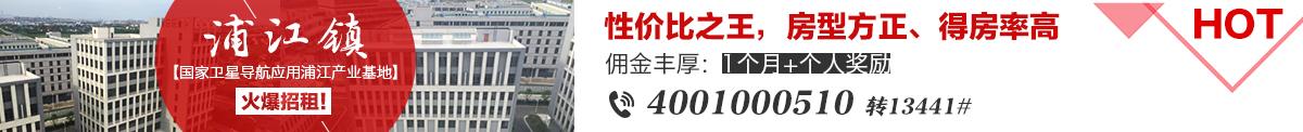 国家卫星导航应用浦江产业基地
