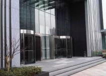 壹丰广场大楼入口