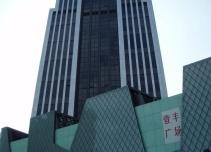 壹丰广场外立面图