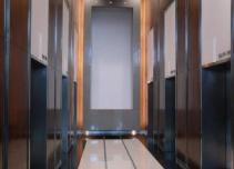 壹丰广场电梯厅