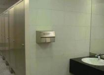 渣打银行大厦卫生间