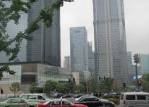 渣打银行大厦周边环境图