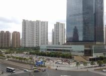 渣打银行大厦高层景观