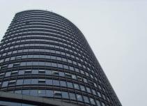 渣打银行大厦外立面图