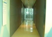 渣打银行大厦公共走廊