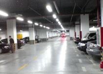 渣打银行大厦停车场