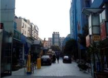 加华商务中心外立面图