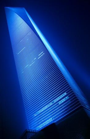 上海 矢量图 蓝色