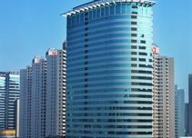 海兴广场外立面图