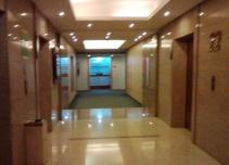 裕景国际商务广场电梯厅