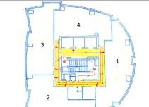裕景国际商务广场平面图