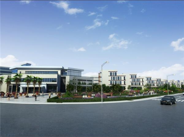 崇明长兴海洋科技港写字楼出租-上海长兴岛独栋办公