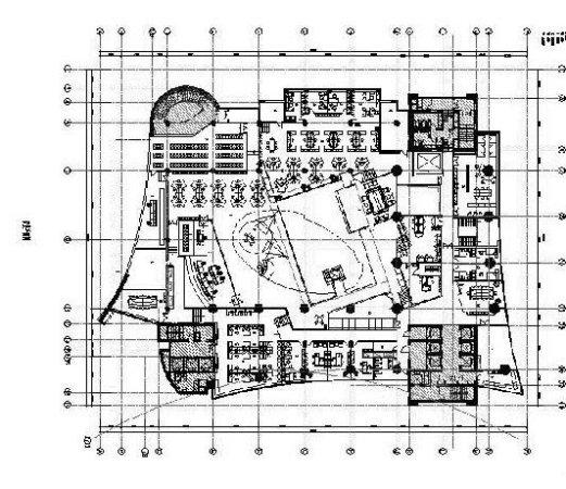 达安大厦 150㎡商住两用 户型方正 体育中心旁