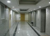 福德商务中心电梯厅