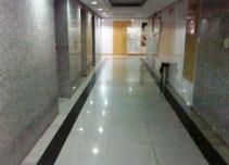 福德商务中心公共走廊