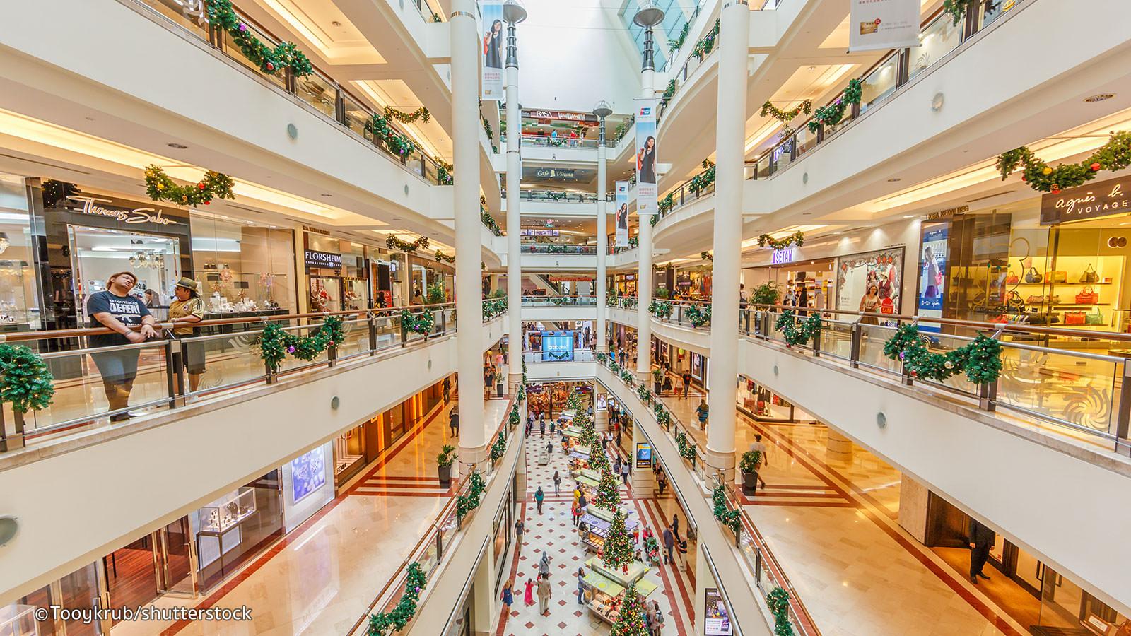 上海高島屋退出中國,百貨商鋪面臨洗牌