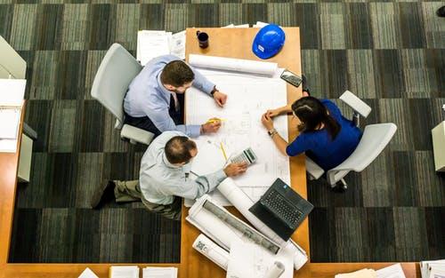 写字楼内办公区应该如何装修