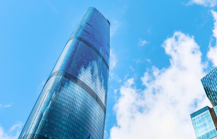 南京金融业蓬勃发展,写字楼或将回暖