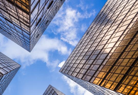 2020年全国办公楼投资增长5.4%至6494亿元