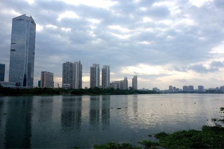 惠州建设用地仅占0.71%,山林较多