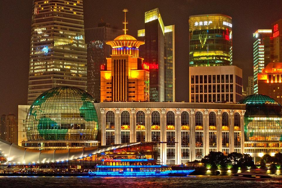 凯德128亿收购上海双子塔,打造来福士项目