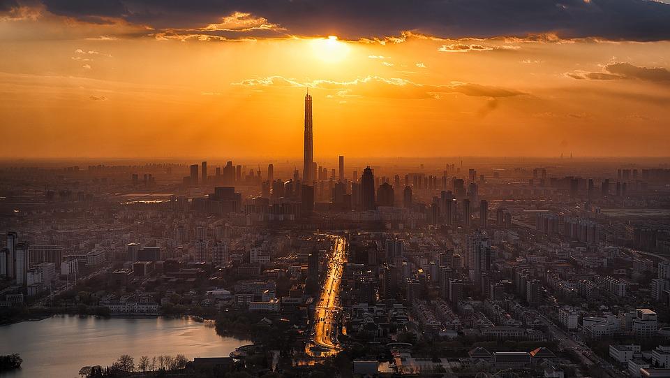 天津积极推进夜间经济发展,开发商业街区