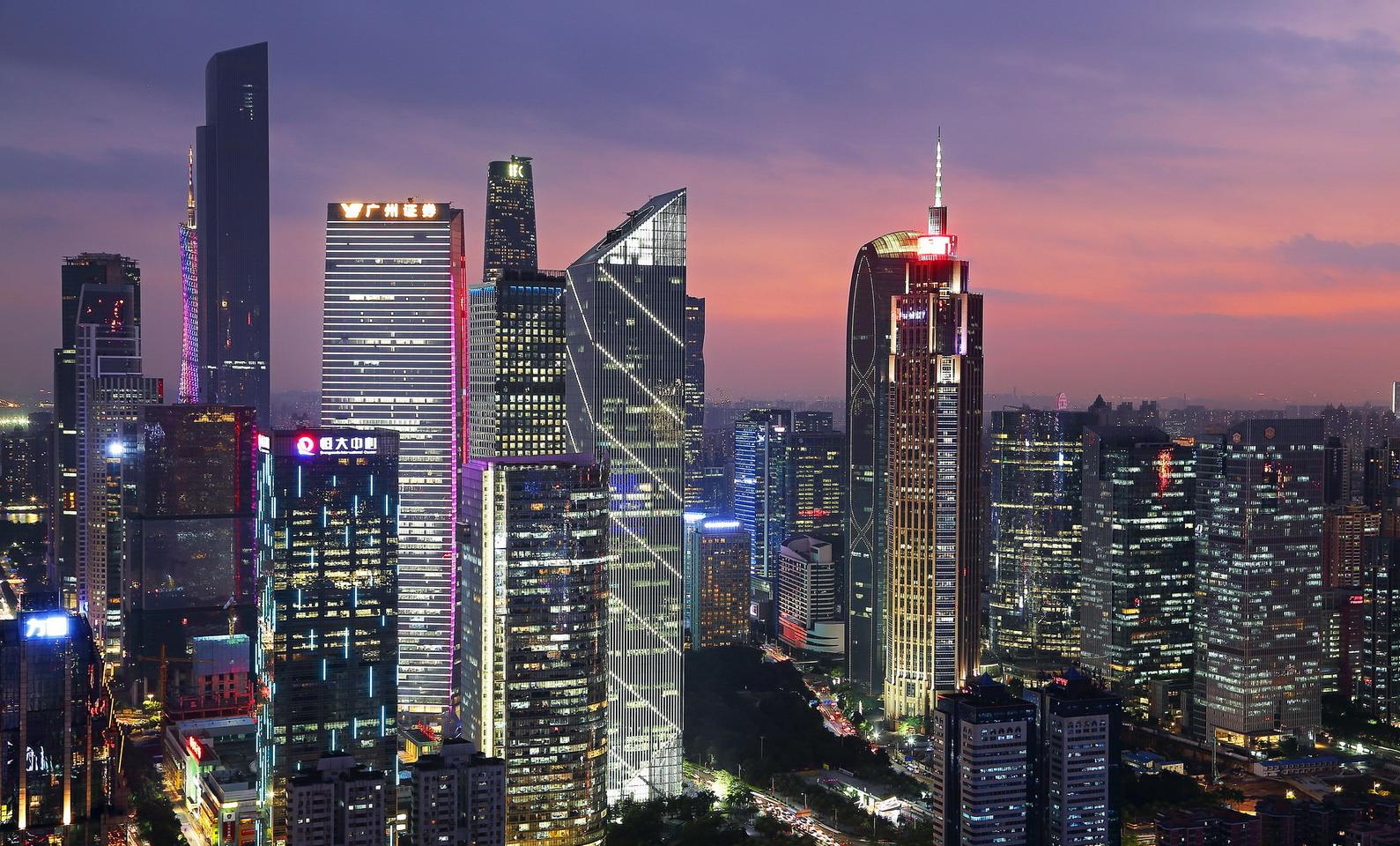 广州灯光音乐节持续19天,可预约观看