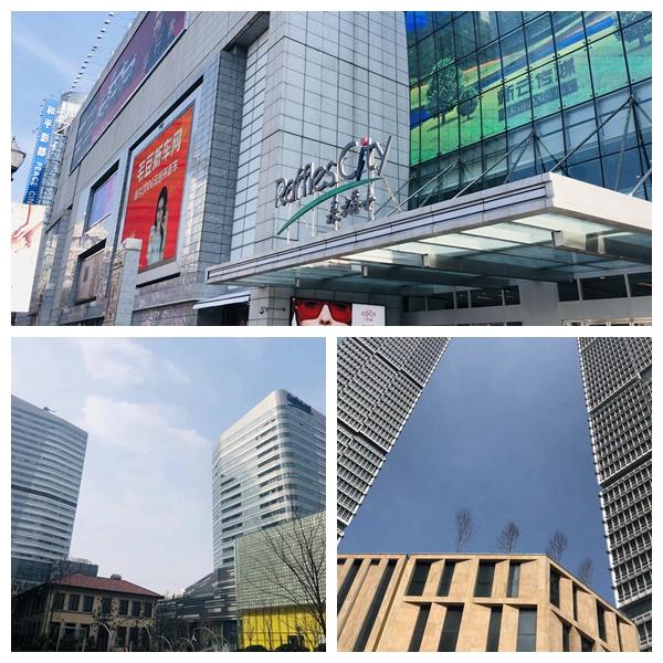 探班城市综合体第一期:上海哪家来福士的上班幸福指数更高?