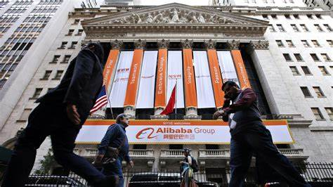 世界零售协会联盟探访阿里巴巴