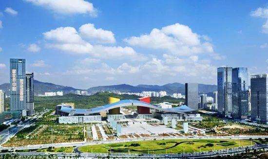 """深圳国际会展中心""""超级工程""""创世纪之最"""