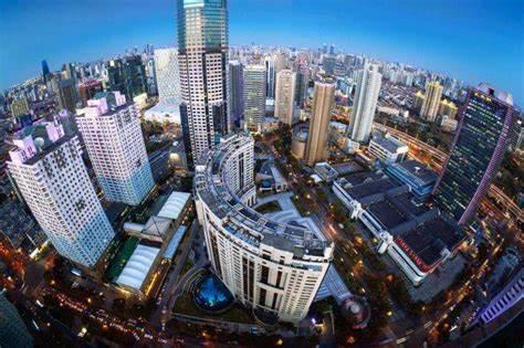 上海新场镇首个综合体开始签约