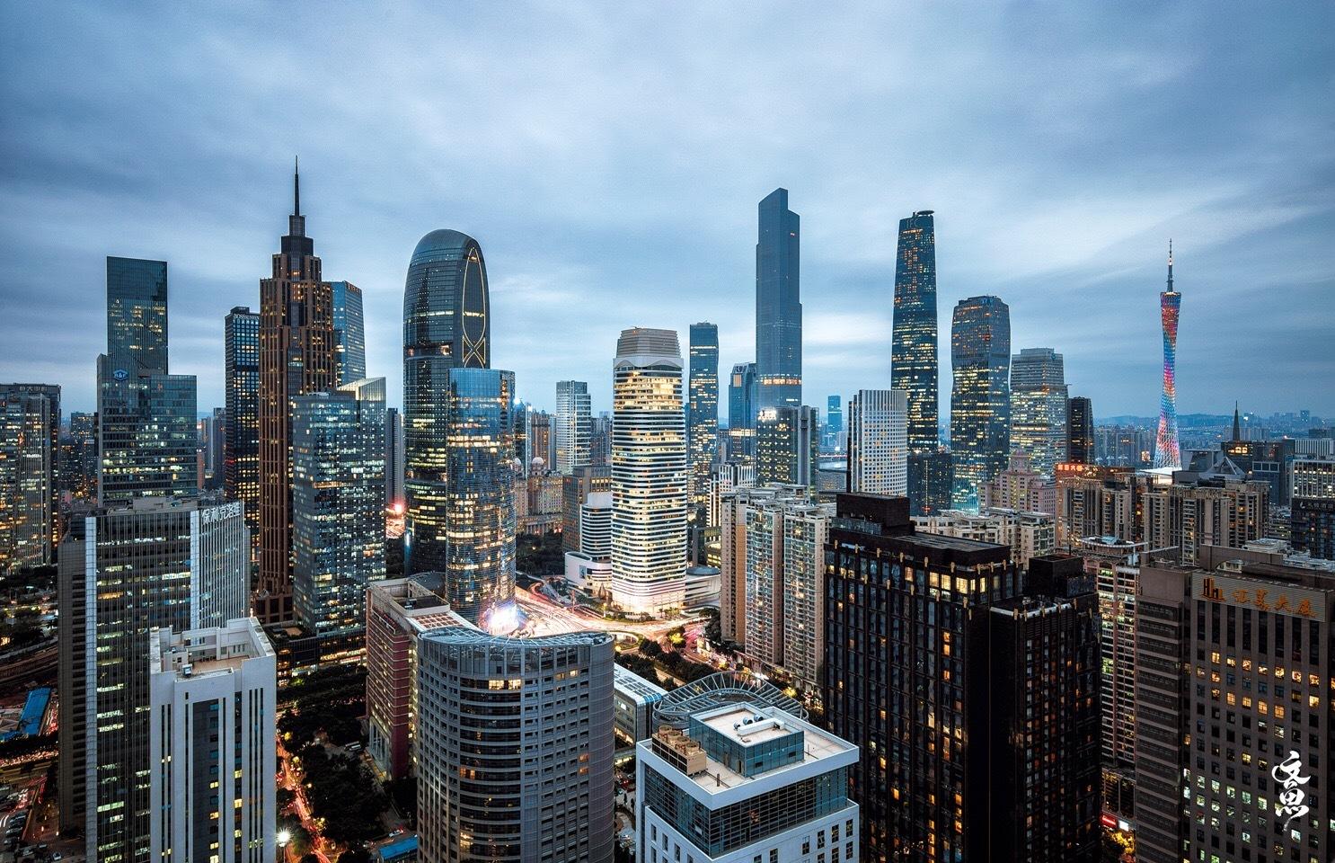 广州发布粤港澳大湾区建设三年计划