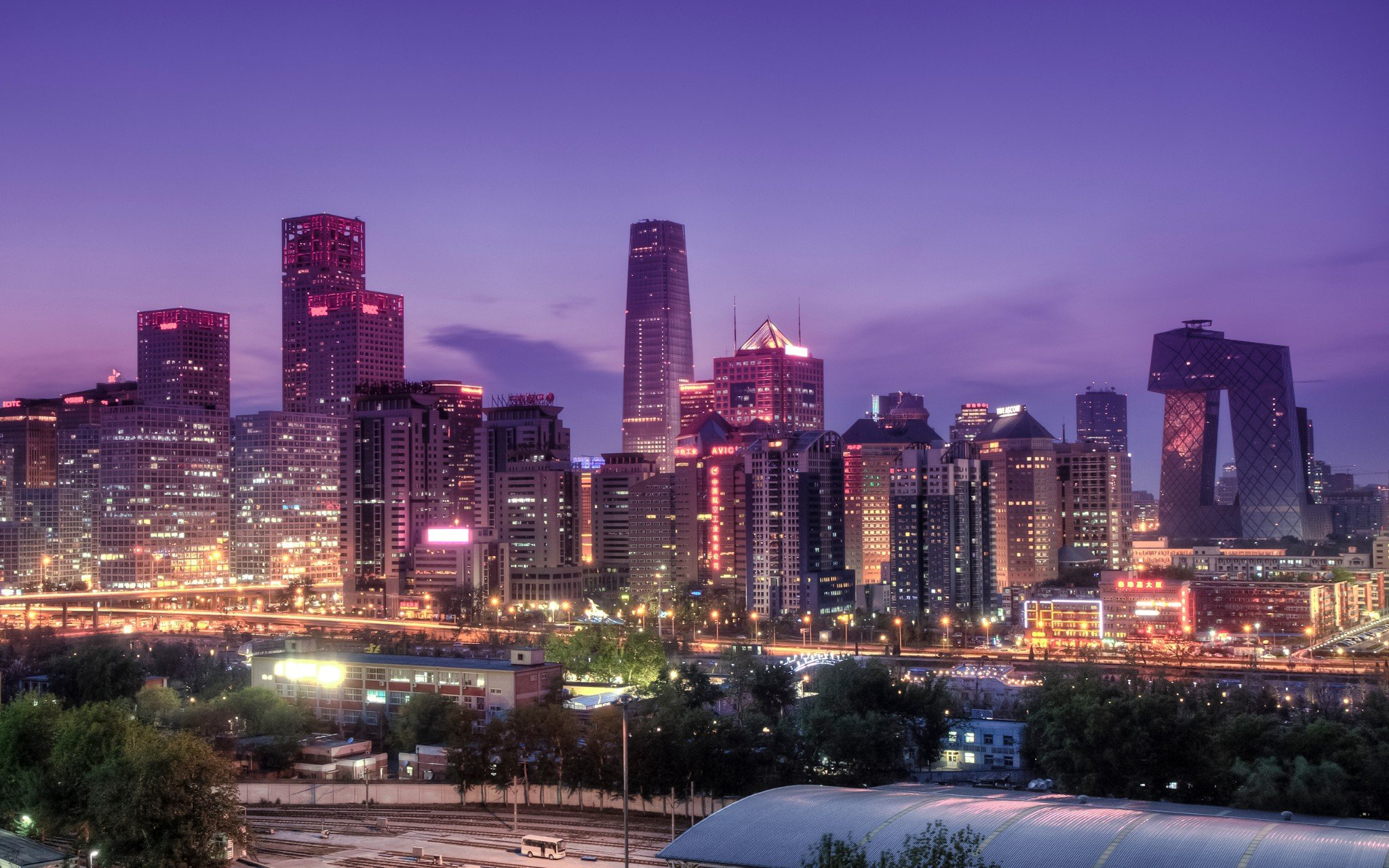 北京东区和西城区将减少商业设施规模