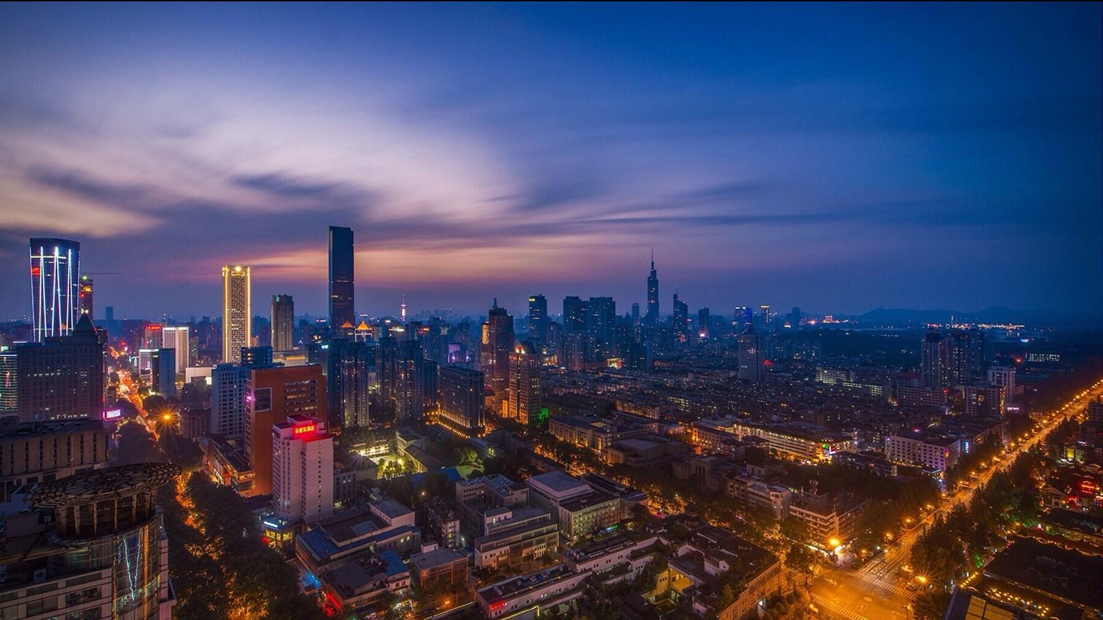 南京旧写字楼变身骥谷科技产业园
