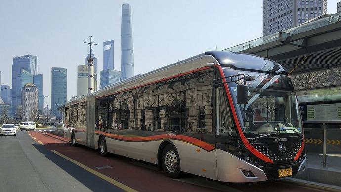 上海又将建设多条中运量通道 有望助力沿线办公族公交出行