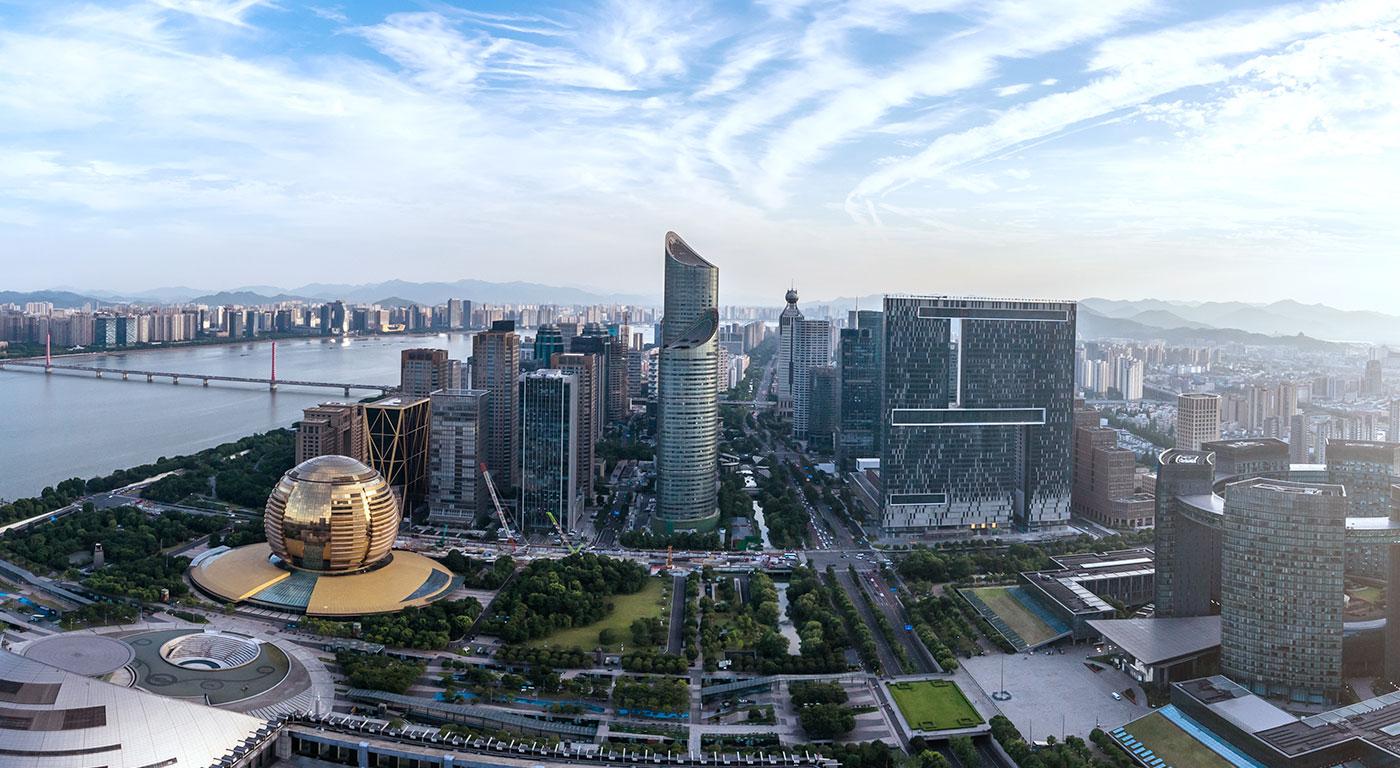 杭州万象城新城正式开业,80万方体量