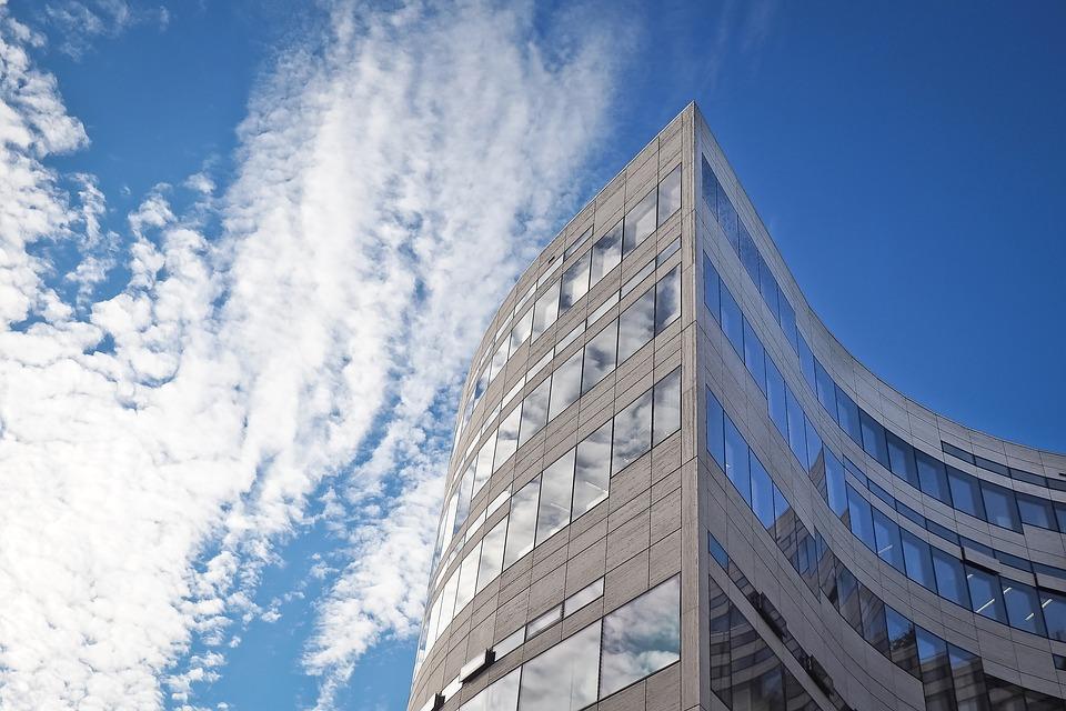 传统写字楼改造将成5G时代智慧楼宇