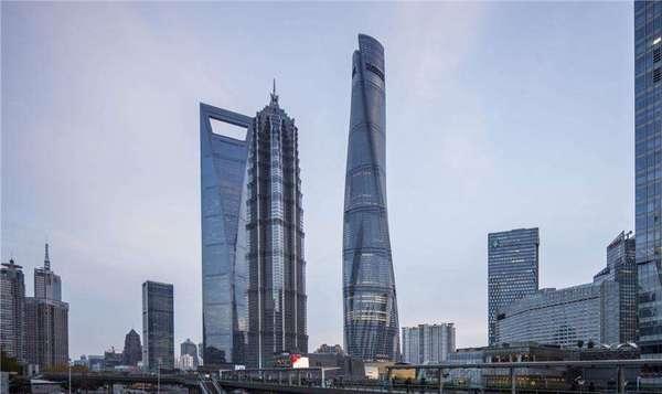 上海地标写字楼大盘点