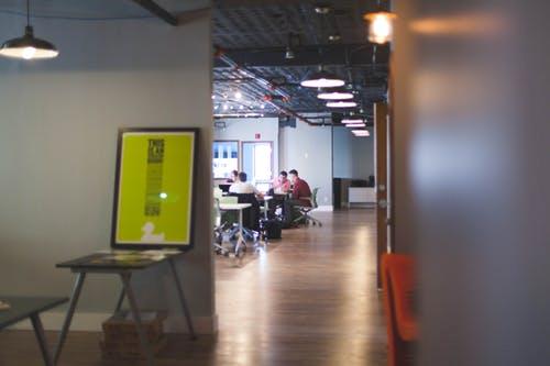 智能感+人性化或将成为办公室设计的新趋势